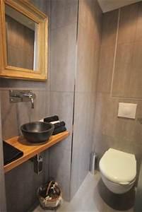 Deco Wc Gris : deco wc et toilettes par couleur et styles zen design retro new york ~ Melissatoandfro.com Idées de Décoration