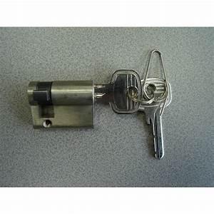 demi cylindre hormann n80 shenozfr With porte de garage sectionnelle avec cylindre fichet