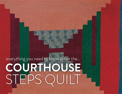 Everything You Need To Know About The Courthouse Steps