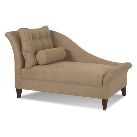Chaise Lounge by Klaussner Lincoln Chaise Lounge Indoor Chaise Lounges At