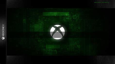 Xbox One Background Theme Xbox One X Project Scorpio Edition Custom Theme Xbox One