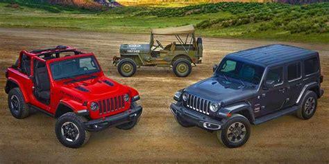 types  jeep wranglers top jeep