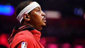 Carmelo Anthony to part ways with Rockets after playing 10 ...  Carmelo