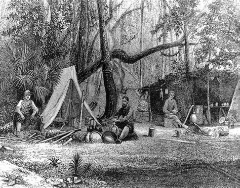 camping   myakka sarasota history alive