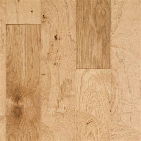 hardwood flooring thickness millstead southern pecan natural 1 2 in thick x 5 in wide x random length engineered hardwood