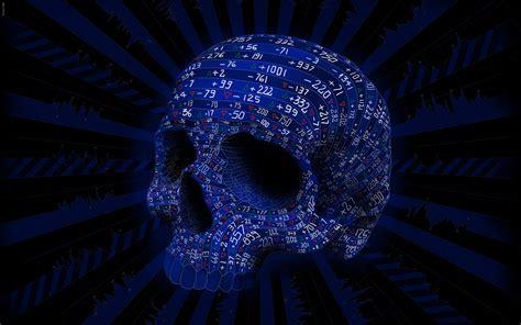 Digital Skull Wallpaper by Skull Hd Wallpaper Background Image 1920x1200 Id