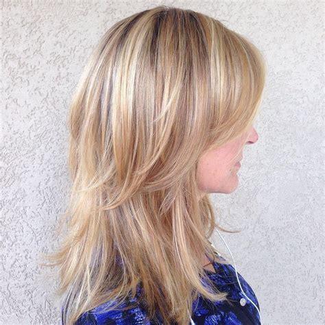 easy hairstyles  thin medium length hair hairstyle