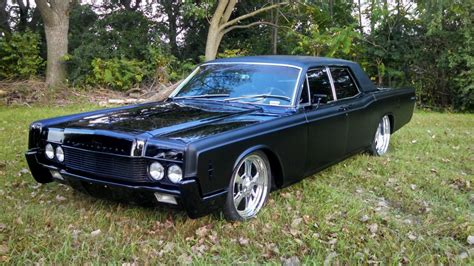 One Of A Kind 1966 Lincoln Continental 66, 67, 68, 69 For