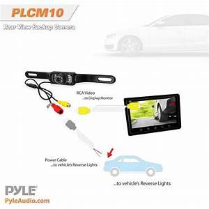 Pyle - Plcm10  Reverse Camera