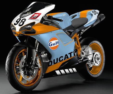 Design Friday The Color Of Gulf Racing Modular 4
