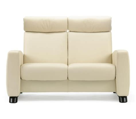 stressless arion high back loveseat from 4 095 00 by