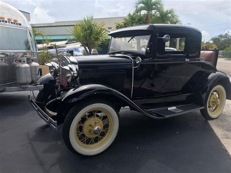 Model A Ford For Sale by 1931 Ford Model A For Sale 1868434 Hemmings Motor News