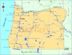 oregon map index united states map index oregon web listings Oregon