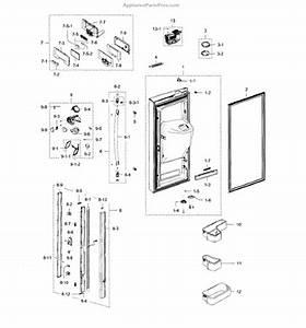 Parts For Samsung Rfg238aars  Xaa