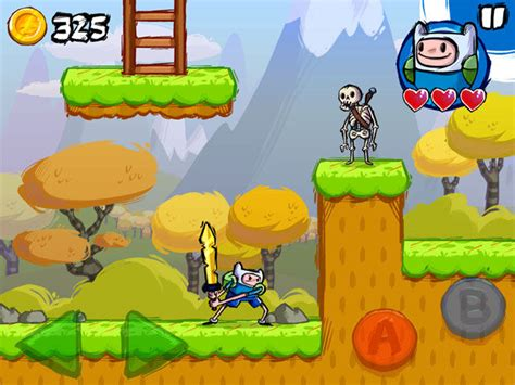adventure time game wizard   pretty cool level editor
