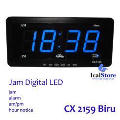 Jam Dinding Digital 2159 Merah jam dinding digital led tipe 2158 hijau ical store