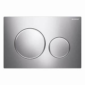 Sigma 20 Geberit : geberit sigma 20 gloss chrome flush plate for up320 up720 ~ Watch28wear.com Haus und Dekorationen