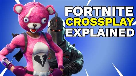 fortnite battle royale crossplay explained pc ps xbox
