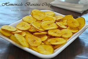 How to make Banana Chips at home ? / Homemade Banana Chips ...