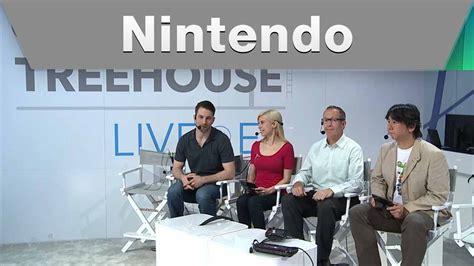 Nintendo Treehouse Live @ E3 2015 Day 3 The Legend of ...