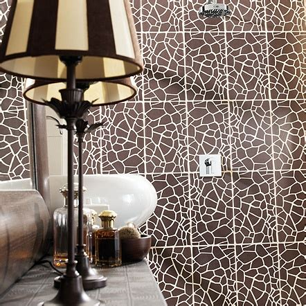 or not animal print bathroom tiles
