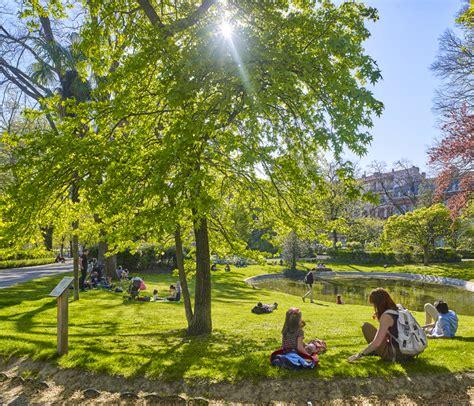 Jardin Royal  Toulouse  Parc Et Jardin