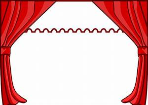 curtains theater artists curtains clip art clipart With theatre curtains clipart