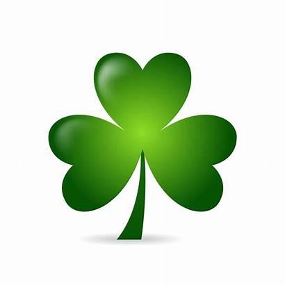 Irish Shamrock Clipart Clover March Luck St