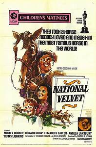 National Velvet movie posters at movie poster warehouse ...