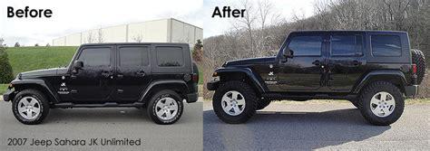 2 5 Quot Lift 35 Quot Tires On Stock 18 Quot Rims Jeep Wrangler