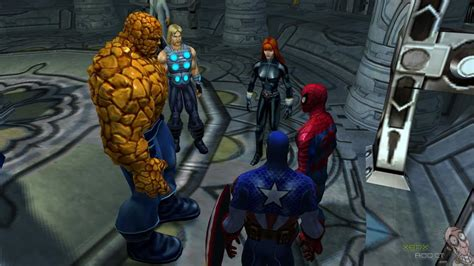 marvel alliance ultimate wii xbox 360 games ps3 graphics playstation trainer screenshots game thing iso usa xboxaddict screenshot problems rom