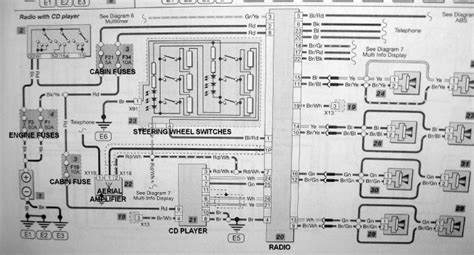 Fuse Box Diagram Page Vauxhall Zafira Owners Club