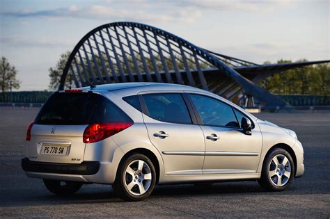 peugeot model 2013 peugeot 207 sw 2013 models auto database com