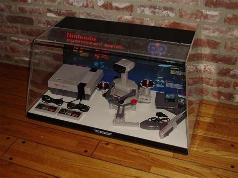 showcase nintendo m9 r o b store display unit