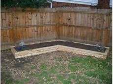 Raised Garden Beds Made From Landscape Timbers – izvipicom