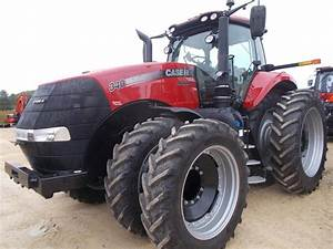 Case Ih Magnum 310 340 380 Continuously Variable
