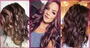 Couleur Cheveux Tendance 2017 : coiffure simple et facile coiffure rapide facile et ~ Melissatoandfro.com Idées de Décoration