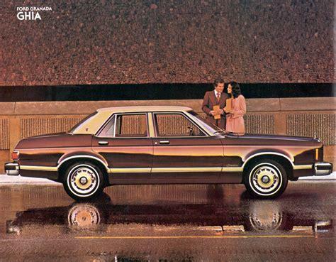 1978 Granada Dealer Brochure