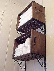salle de bain de bonnes idees rangement ameublementsca With idees rangement salle de bain