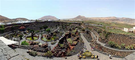 jardin de cactus de lanzarote wikipedia la enciclopedia