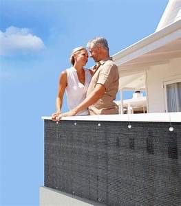 Brise Vue Tissu : brise vue brise vent pour jardin et terrasse ~ Edinachiropracticcenter.com Idées de Décoration