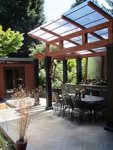 Diy, Pergola, Retractable, Roof, Shade