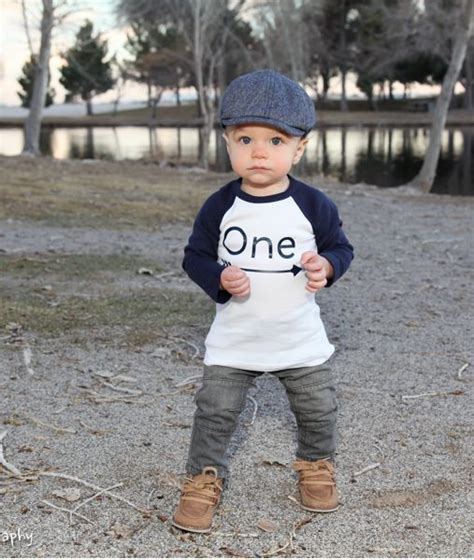 Adorable First Birthday Boy Outfits - BabyCare Mag