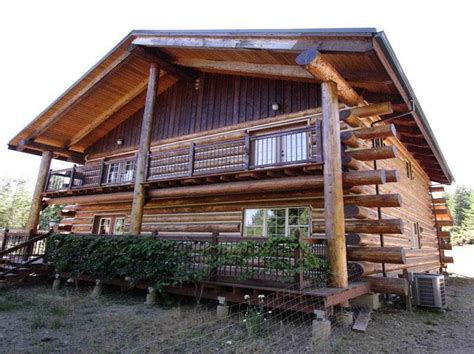 Small Log Cabin Kits With Medium Size