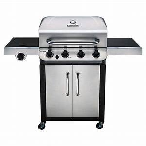 Char Broil 463377017 4 Burner Performance Gas Grill 36000