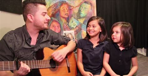 home father and daughter singers are back and singing