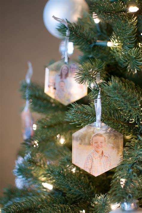 glass ornaments from shutterfly from christmas to year