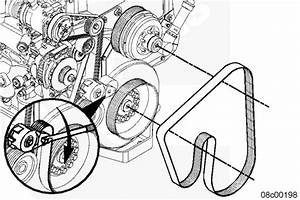 Diagram Serpentine Belt Chevy Malibu 08