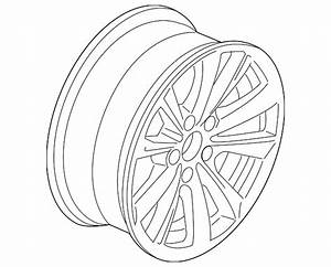 wheel alloy bmw 36 11 6 780 720 yourbmwparts With bmw alloy wheels