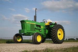 The John Deere 4020 New Generation Tractor